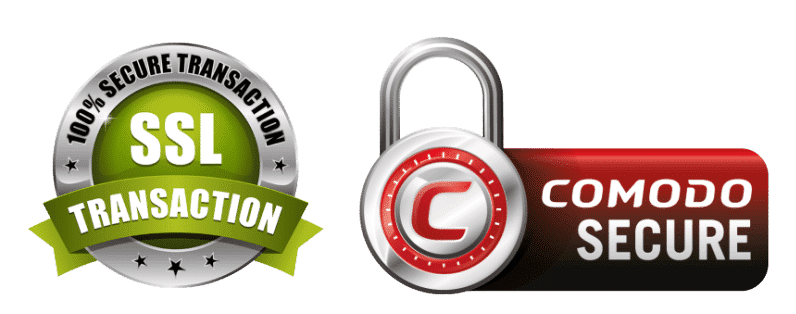 dynatech industrial Comodo SSL secure payment