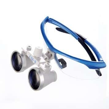 Dental Loupes 3.5X With Anti Fog Frame 2