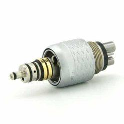 Optical high speed handpiece coupler