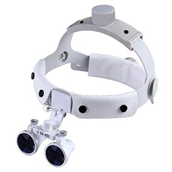 dynatech industrial Headband Loupes 3.5X 1