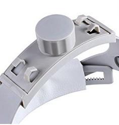 dynatech industrial Headband loupe 3