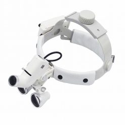 dynatech industrial Dental surgical headband loupes led