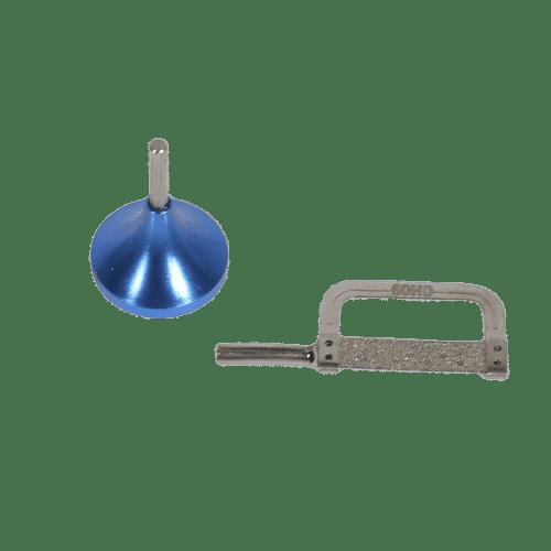 dynatech industrial interproximal stripping kit insert sample