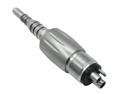 dynatech industrial kavo handpiece coupler with generator 4 holes