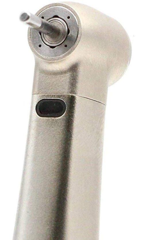 speed increasing led handpiece titanium
