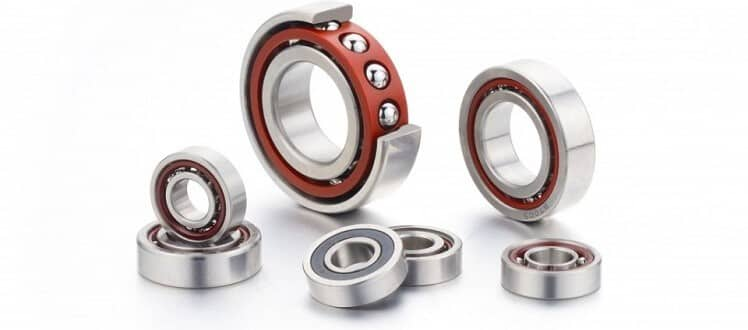 dental handpiece bearings