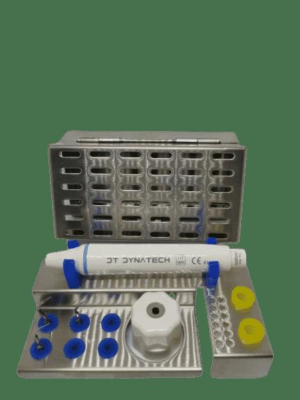 Perio tips set Hygiene cassette